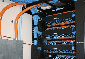 data-cabling-sarasota-cable-rack
